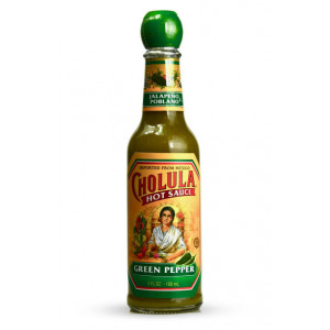 Sauce cholula green pepper 150 ml
