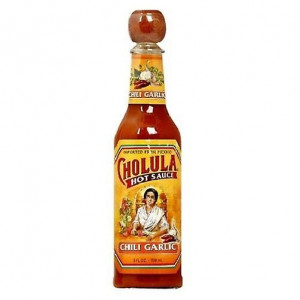 Sauce cholula piment ail 150 ml
