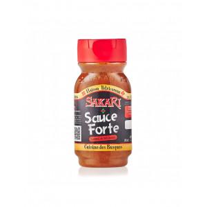 Sauce basque sakari forte 225 g
