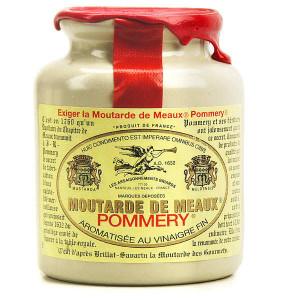 Moutarde de Meaux Pommery 500G