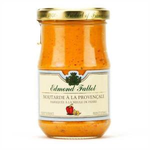 Moutarde à la provençale Edmond fallot 210 g
