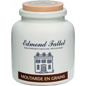 Moutarde en grains Edmond Fallot 250 g