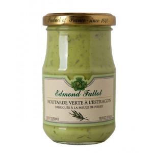 Moutarde verte à l'estragon Edmond Fallot 210 g