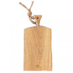 Planche à découper Laura Living Design en chêne Robust 45 x 22cm