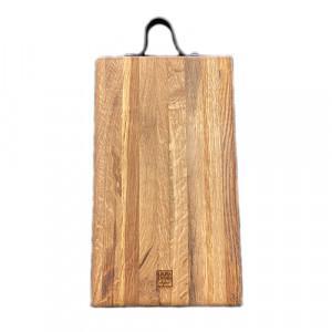 Planche à découper Laura Living Design en chêne Billot 35 x 20cm