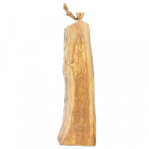 Planche à découper Laura Living Tapas 120x15cm en chêne