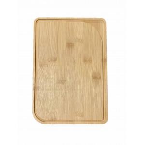 Planche à découper Pebbly bambou avec rigole S