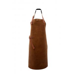 Tablier Utah cuir rust M Xapron