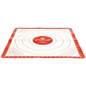 Tapis à rouler la pâte en silicone PizzaCraft