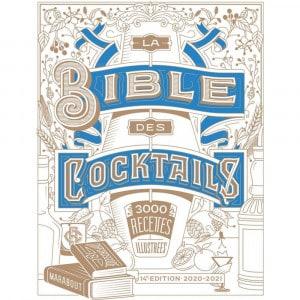 Livre La bible des cocktails