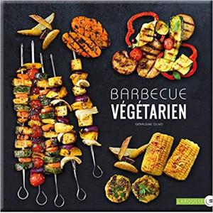 Livre Barbecue Végétarien