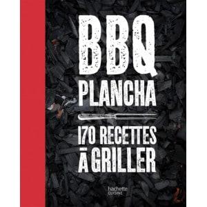 Livre BBQ Plancha 170 Recettes à griller