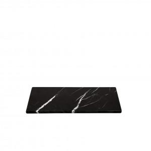 Planche de présentation Stoned marbre noir 15X30cm