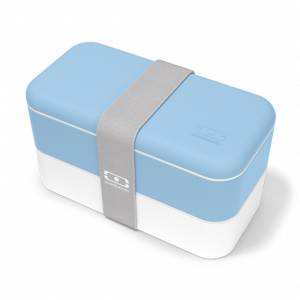Box MB original bleu crystal Bento
