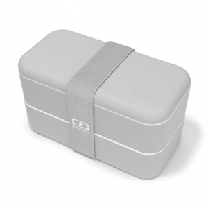 Box MB original gris coton Bento