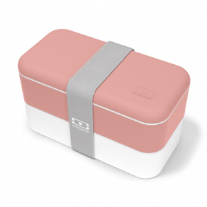 Box MB original rose flamingo Bento