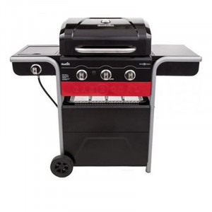 Barbecue gaz et charbon Char-Broil Gastocoal 330