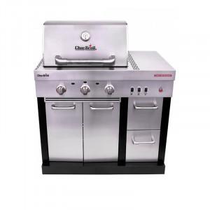 Barbecue gaz Char-Broil Ultimate Medallion 3200