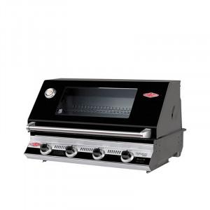 Barbecue gaz encastrable Beefeater Signature 3000E Noir 4 brûleurs