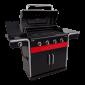 Barbecue gaz et charbon Char-Broil Gastocoal 440