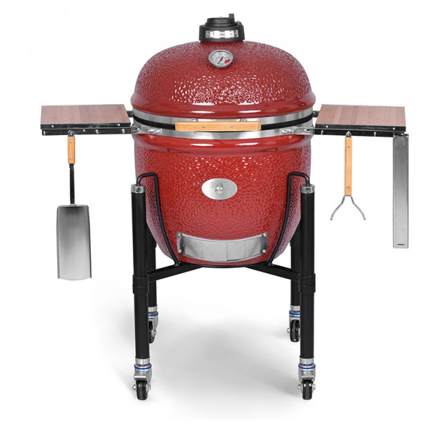 MONOLITH ROUGE  LE CHEF  FULL OPTION SUR CHARIOT INOX + TABL