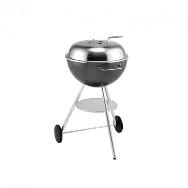 Barbecue rond charbon 46 Dancook 1000 inox