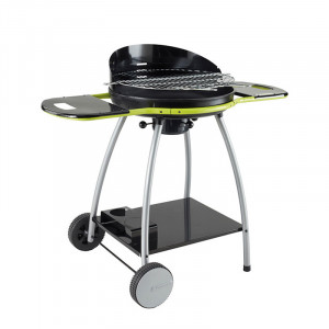 Barbecue charbon sur chariot Cook'in garden Isy Fonte 3