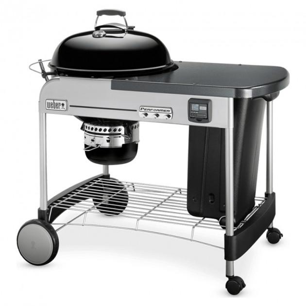Barbecue charbon Weber Performer Premium GBS Ø57 cm