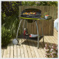 Barbecue charbon Cookin'Garden Isy fonte 2