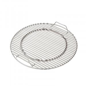 Grille de cuisson GBS acier Weber pour barbecue 47 cm