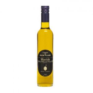 Huile d'olives de Nyons Macérât olives noires 50cl