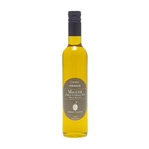 Huile d'olives de Nyons macérât ail blanc 50cl