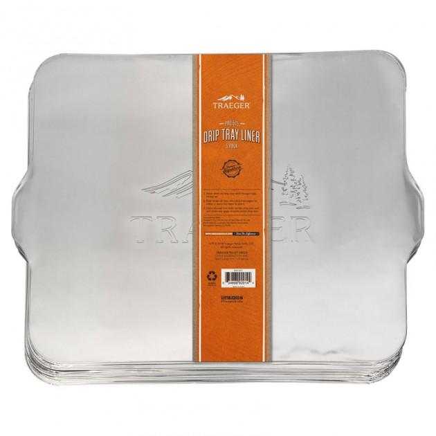 Plaque alu récupérateur de graisse Traeger Pro 575 x5