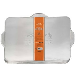 Plaque alu récupérateur de graisse Timberline 850 x5