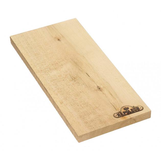 Planche de bois d'érable Napoleon pour fumage