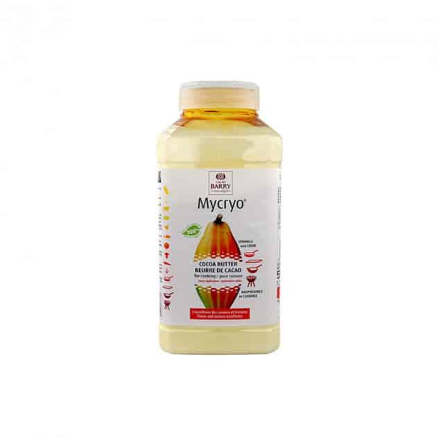Beurre de Cacao Barry Mycryo 550G