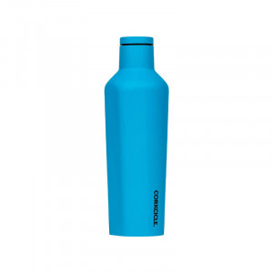 Bouteille isotherme Corkcicle Neon 475ml Blue