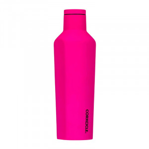 Bouteille isotherme Corkcicle Neon 750ml Pink
