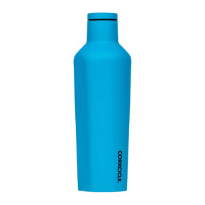 Bouteille isotherme Corkcicle 750ml Neon blue