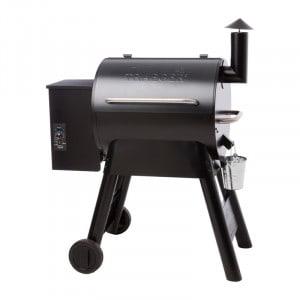 Barbecue fumoir à pellets Traeger Pro 22 Noir
