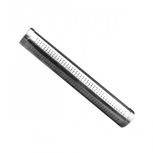 Boitier de fumage Barbecue Republic tube inox