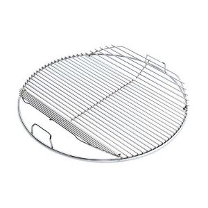 Grille de cuisson articulée Barbecue Republic pour barbecue Weber 47 cm