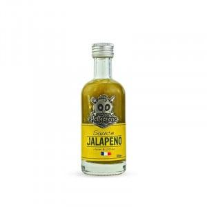 Sauce Jalapeno Rhum Citron Hellicious 100ml