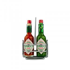 Présentoir et sauces Tabasco (2x50ml)