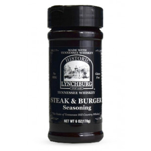 Epices bbq lynchburg steaks et burgers 170g