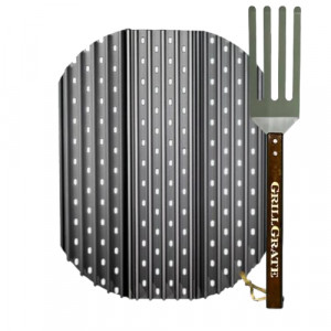 Grille GrillGrate pour barbecue charbon Kettle 57