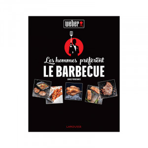 Livre Les hommes préfèrent le barbecue