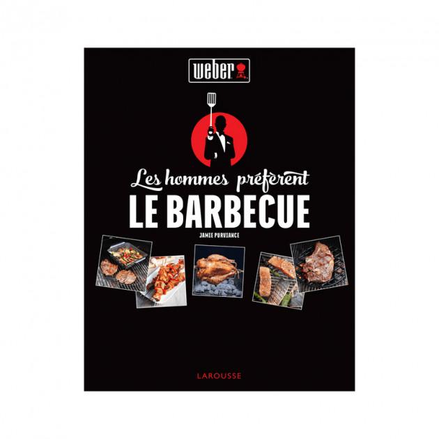 Livre les hommes preferent le BBQ - Weber