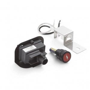 Kit piezzo + électrode Weber Q120/220