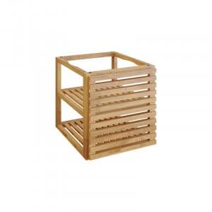 Insert storage pro ofyr bois de teck 1 porte petit
